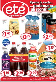 Supermercati Etè